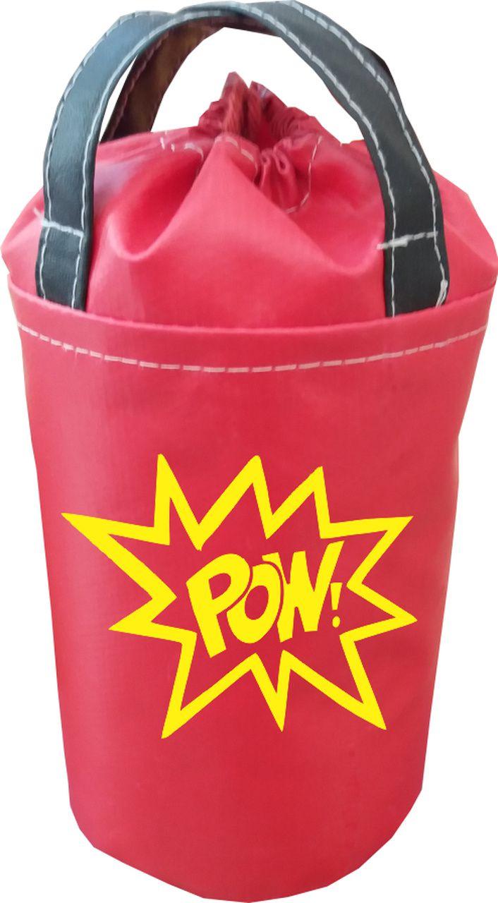Peso para Porta Saco de Pancada Pow!