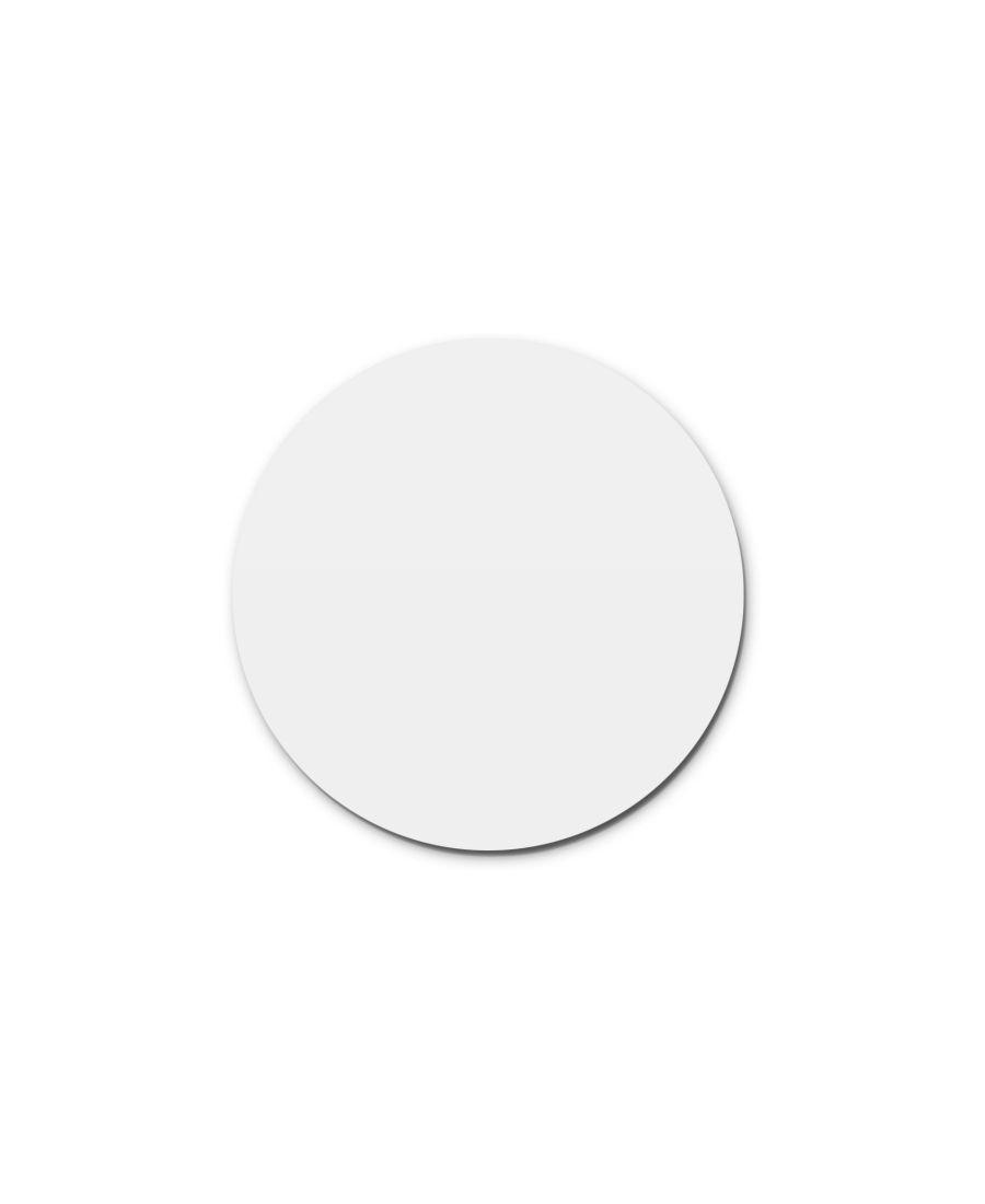 Prato Giratório Branco 50 cm