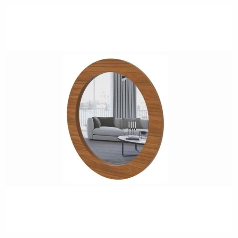 Quadro Redondo com Espelho Anápolis