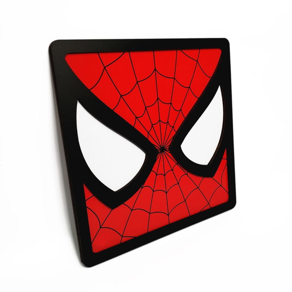 Quadro Decorativo Herói Homem Aranha