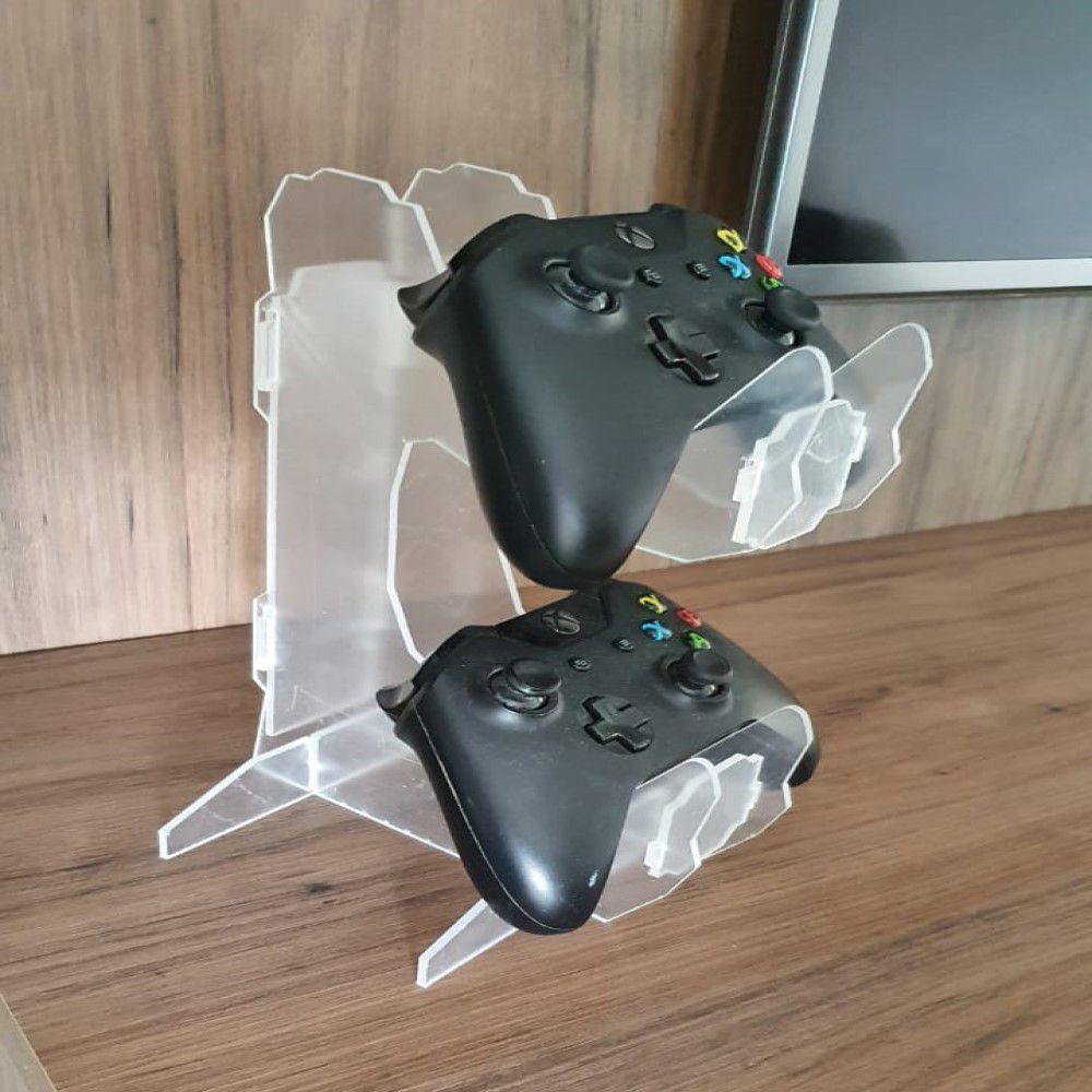 Suporte para 2 Controles Video Game Xbox PS4