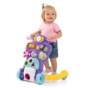 Andador Bebê Piloto Rosa - TaTeTi 888