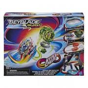 Arena de Batalha e Lançadores Beyblade Burst Rise  Hasbro E7609
