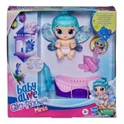Baby Alive Glo Pixies Minis Aqua Flutter - Hasbro 423898