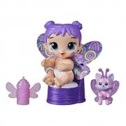 Baby Alive Glo Pixies Minis Plum Rainbow - Hasbro 423897