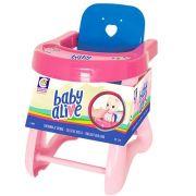 Baby Alive Mini Cadeirinha Pequena 2174 - Cotiplás