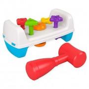 Banquinho de Atividades Fisher Price - Mattel GML93