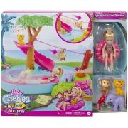 Barbie Dreamhouse Adventures Chelsea Aventura No Rio - Mattel GTM85