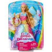 Barbie Dreamtopia Princesa Penteados Magicos Frb11- Mattel