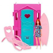 Barbie Studio de Surf Vestido Azul - Fun 85825