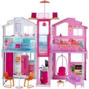 Barbie Super Casa De 3 Andares Dly32 - Mattel