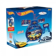 Bateria Infantil Hot Wheels - Fun F00057