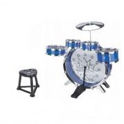 Bateria Musical Azul BT383 - Fenix