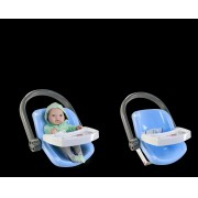 Bebê Conforto C/ Boneco Bebezinho Real - Roma 5686