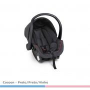 Bebê Conforto Cocoon Preto ? Galzerano 8181DPT