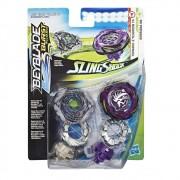 Beyb. Burst Turbo Slingshock M4Tornado-X Yegdrion Y4 Hasbro