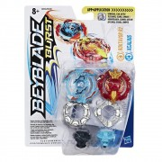 Beyblade Burst Pack Roktavor R2 e Xcalius B0596/B9491 - Hasbro