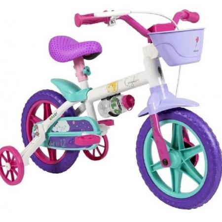 Bicicleta Aro 12 Cecizinha - Caloi 100150160012
