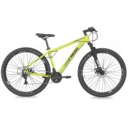 Bicicleta Aro 29 Q17 34,7 21V Masc Venice 1.0 Preto Verde/Preto - Mormaii