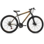 Bicicleta Free Action Aro 29 Disk Brake Grafite/Laranja - Free Action 11402-014