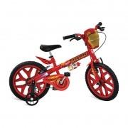 Bicicleta Homem de Ferro Aro 16 2409 - Bandeirante