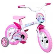 Bicicleta Infantil Aro 12 Magic Rainbow Rosa - Styll Baby BIK-03.016-54