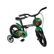 Bicicleta Infantil Aro 12 Radical Kid Verde - Styll Baby BIK-03.017-66