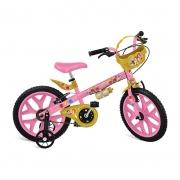 Bicicleta Princesas Disney Aro 16 3109 - Bandeirante
