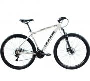 Bicicleta Vision GT X1 Aro 29 T-17 Branco/Preto - Ducce 116