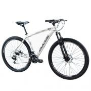 Bicicleta Vision GT X1 Aro 29 T-17 Branco/Preto Garantia Vitalícia - Ducce 116