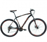 Bicicleta Vision GT X1 Aro 29 T-17 Laranja/Preto Garantia Vitalícia - Ducce 251