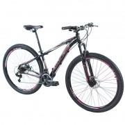 Bicicleta Vision GT X1 Aro 29 T-17 Pink/Preto - Ducce 107