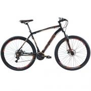 Bicicleta Vision GT X1 Aro 29 T-19 Laranja/Preto Garantia Vitalícia - Ducce 251