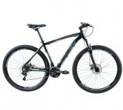 Bicicleta Vision GT X1 Aro 29 T-19 Preto/Azul - Ducce 105