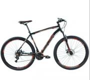 Bicicleta Vision GT X1 Aro 29 T-19 Preto/Laranja - Ducce 114