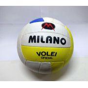 Bola Volei Oficial Costurada Pvc - Milano