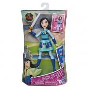 Boneca Articulada Princesas Disney Mulan - Hasbro E8628
