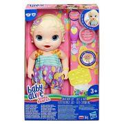 Boneca Baby Alive Lanchinhos Divertidos E5841 - Hasbro