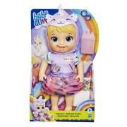 Boneca Baby Alive Tinycorns Gatinha Loira E9423 Hasbro