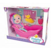 Boneca Banho Do Bebê 2157 - Cotiplás