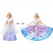 Boneca Barbie Dreamtopia Princesa Vestido Mágico - Mattel GKH26