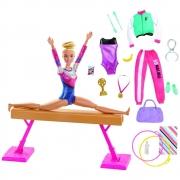 Boneca Barbie Ginasta - Mattel GJM72