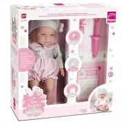 Boneca Bebê Roma Babies Hora da Vacina - Roma 5069