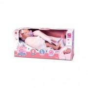 Boneca Bebê Roma Babies Saída da Maternidade Rosa - Roma 5058