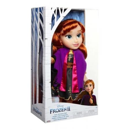 Boneca de luxo Anna frozen 2 - Mimo 6479