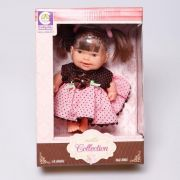 Boneca Dolls Collection 2001 Cotiplas
