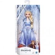 Boneca Frozen 2 Elsa E6709/E5514 - Hasbro