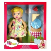 Boneca Little Mommy com Acessórios Piquenique - Mattel GXT00