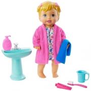 Boneca Little Mommy Hora de Dormir - Mattel GLD76