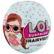 Boneca LOL Surprise! Hair Vibes 15 Surpresas - Candide 8938